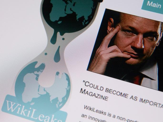 Wikileaks Julian Assange © haak78 / Shutterstock.com