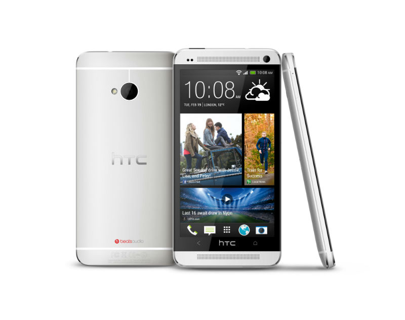 HTC One X in the First Test