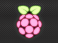 Raspberry Pi in pink