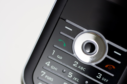 Feature phone © hfng Shutterstock 2012