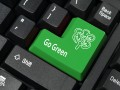 Green keyboard energy © pryzmat Shutterstock