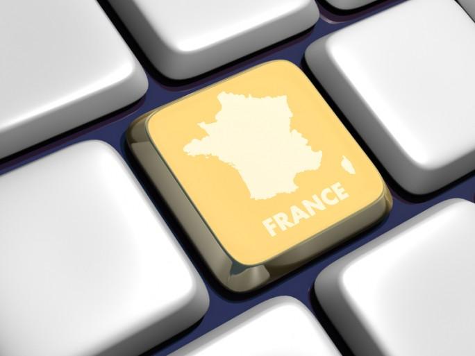 France keyboard network © fzd.it Shutterstock