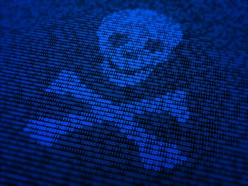 Piracy, virus © Mopic Shutterstock 2012