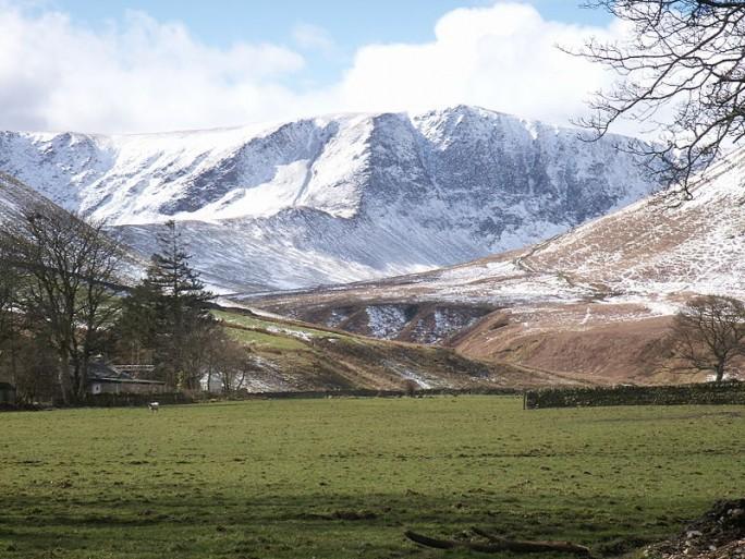 Northern Fells Cumbria, © Bobble Hat at the English language Wikipedia