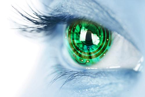 Cyborg, robot eye © PeterPhoto123 Shutterstock 2012
