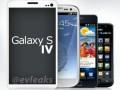 Samsung Galaxy S4 Leaks evleaks 2