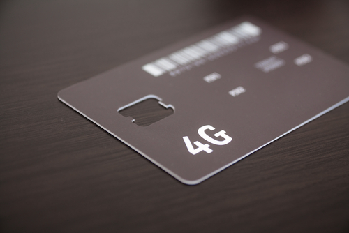 4G © Shkanov Alexey Shutterstock 2012