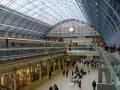 St Pancras International train station