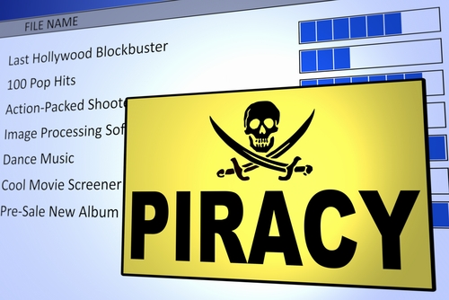 Piracy © eldeiv Shutterstock 2012