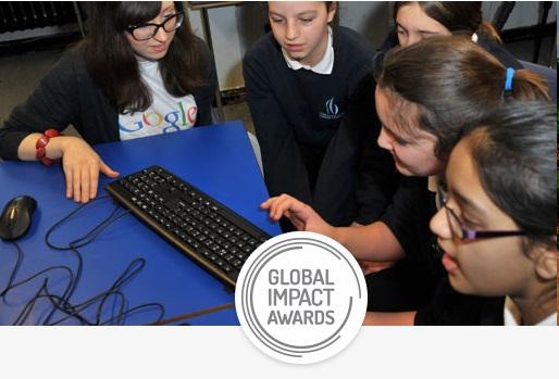 google global impact awards