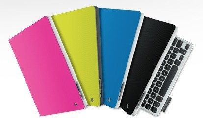 logitech ipad keyboard folio