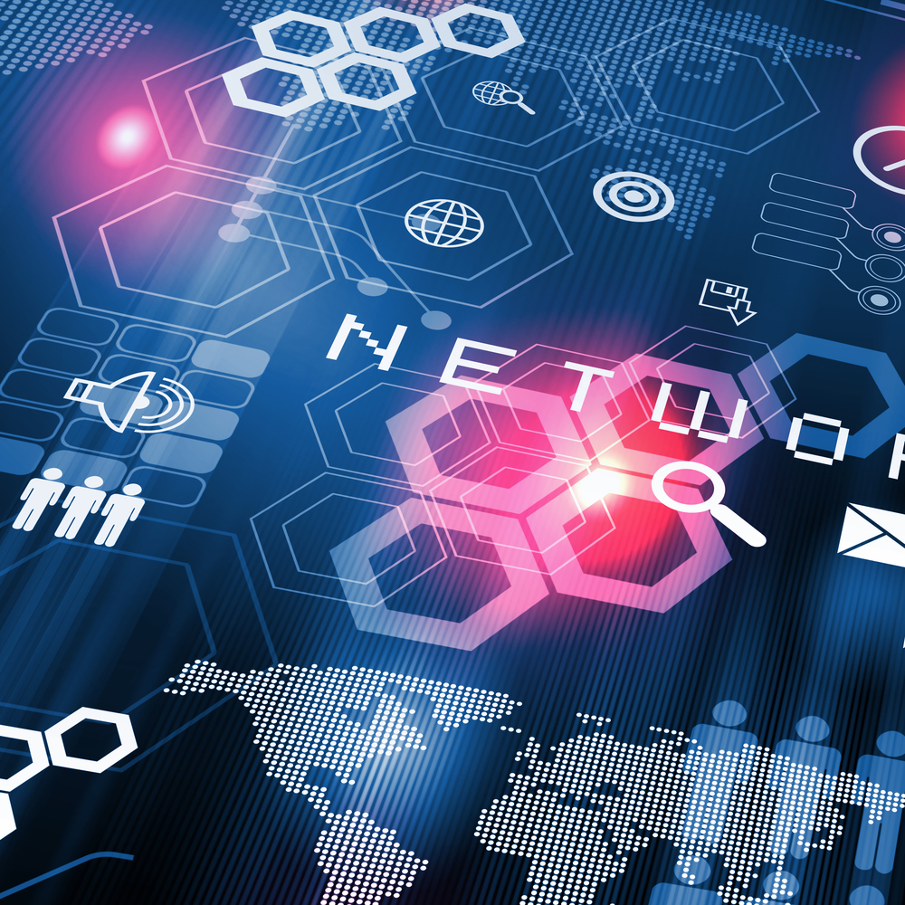 virtual machine network security browser web map © Sergey Nivens Shutterstock