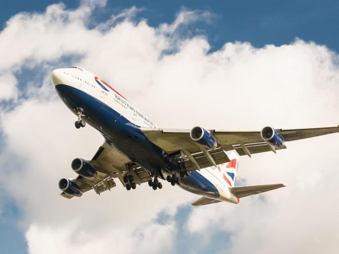 BA British Airways plane aeroplance © Steve Mann / Shutterstock.com
