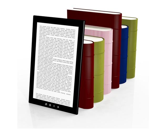 Digital book © Gts Shutterstock 2012