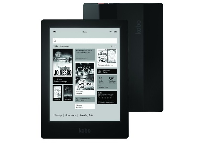Kobo Launches Aura HD – eReader For Connoisseurs
