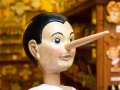 Pinnochio Lies - Shutterstock - © nevenm