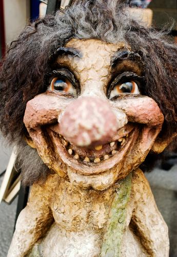 Classic Norwegian troll © Tyler Olson, Shutterstock 2012