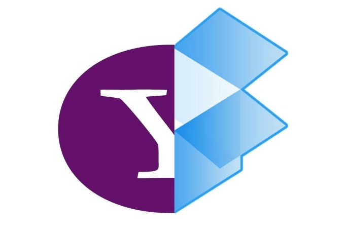Yahoo Builds Dropbox Into Email