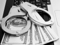 Arrest cyber crime security - Shutterstock - © Evlakhov Valeriy