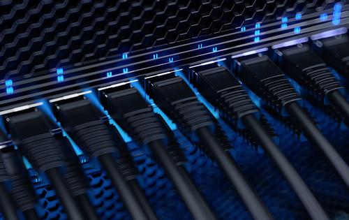 Network Switch © Dabarti CGI, Shutterstock 2012