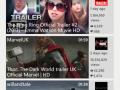 Microsoft Windows Phone Youtube app 2