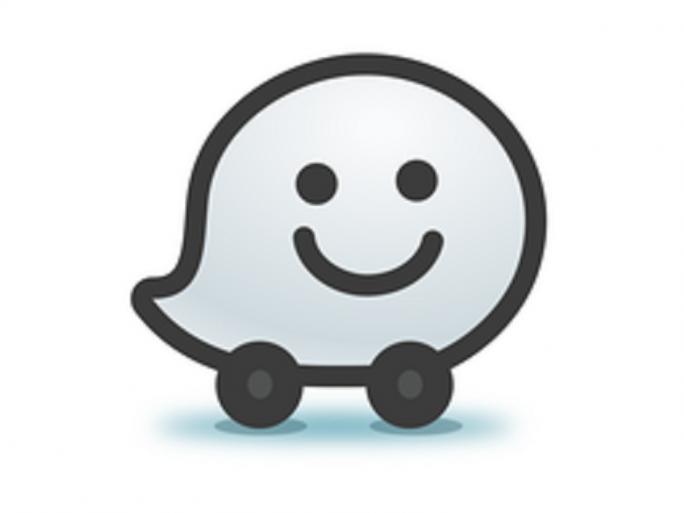 Waze-Logo large