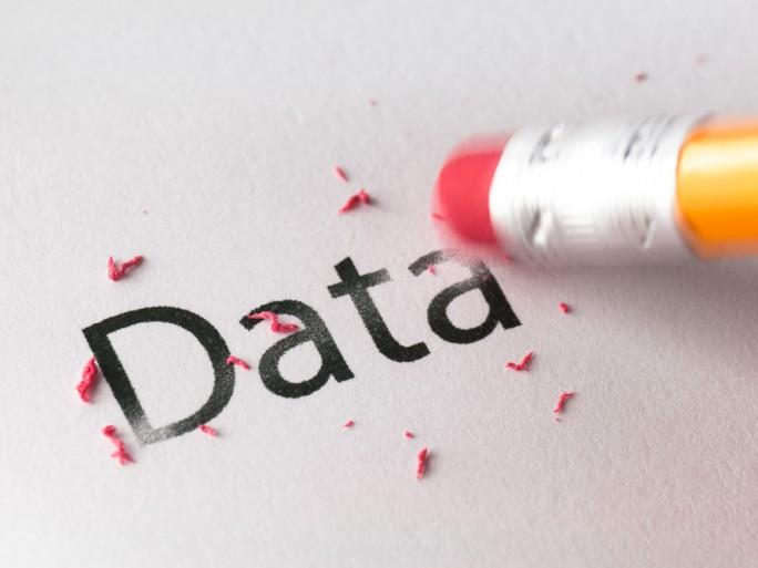 data delete erase rubber © bahri altay shutterstock
