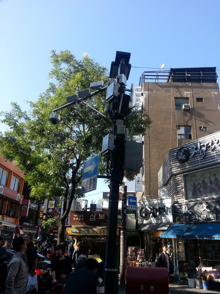 small cells street furniture seoul - from solid blog