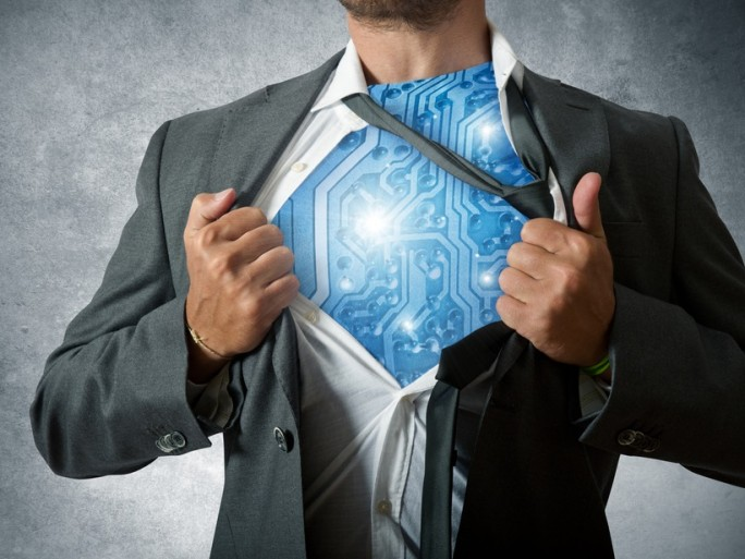superman supercomputer © alphaspirit shutterstock