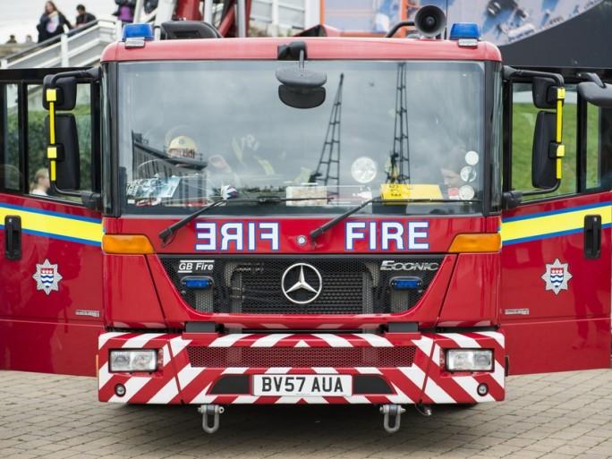 Fire Engine - Shutterstock - © Nando Machado