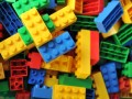 Lego bricks toys colours © hxdbzxy Shutterstock