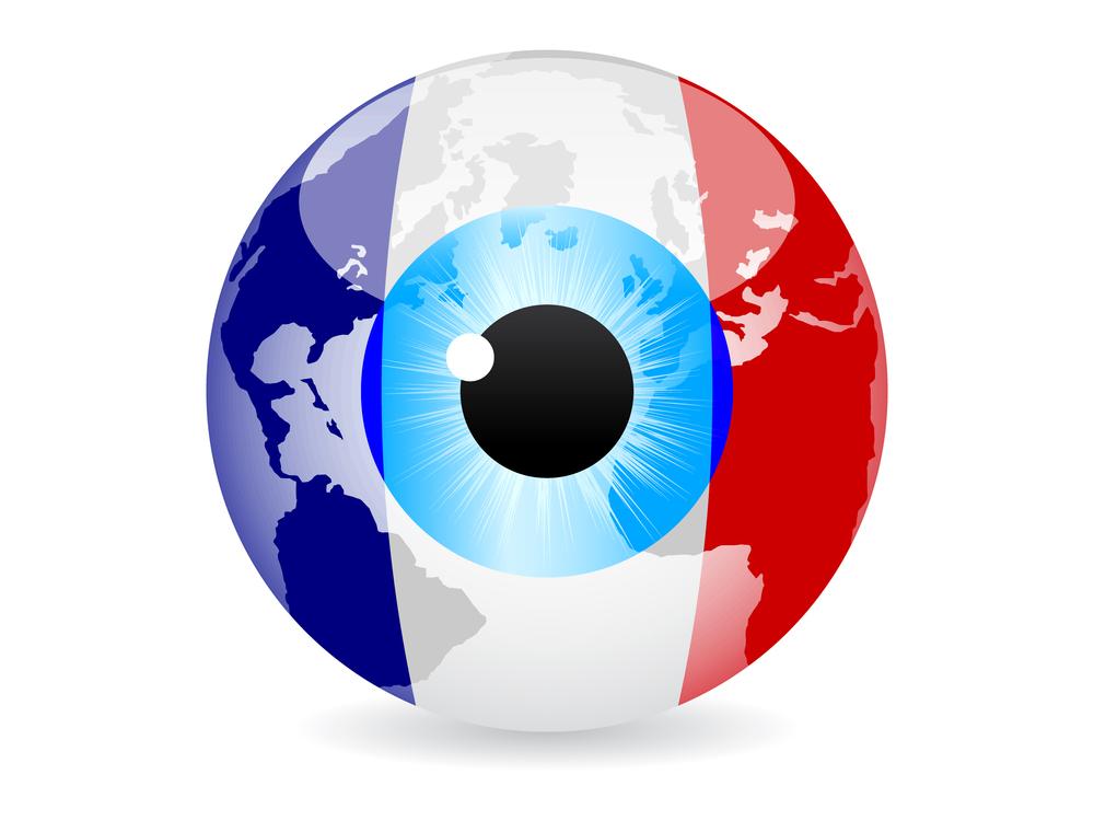 france spy snoop surveillance © Andrei Marincas Shutterstock