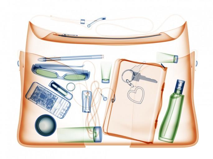 handbag security scan search analytics © Shutterstock Kasza