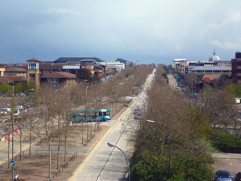 Milton Keynes selected for £40m digital infrastructure project