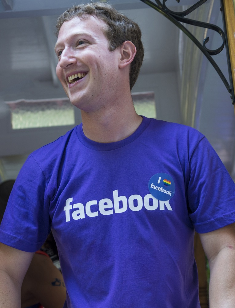 Zuckerberg Facebook -Shutterstock - © Kobby Dagan