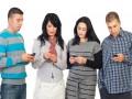 four phone contenders people © Blaj Gabriel Shutterstock