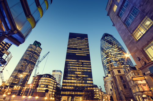 City of London (c) r.nagy , Shutterstock 2013