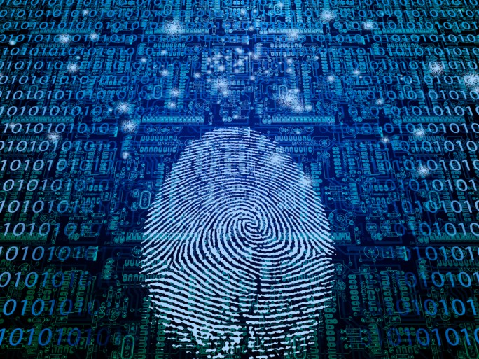 network scan machine fingerprint privacy security © Bruce Rolff Shutterstock