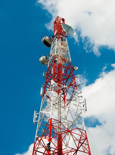 Mobile Tower (c) Kathathep, Shutterstock 2013