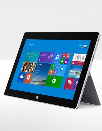 microsoft surface 2 lead