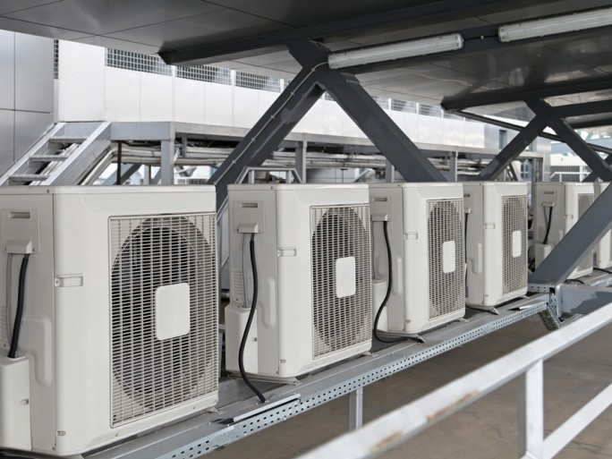 cooling air conditioner units © Baloncici Shutterstock