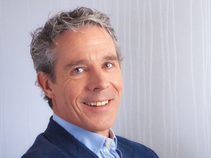 Martin Large, CEO Steljes LEAD