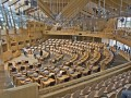 Scottish Parliament Building Hollyrood