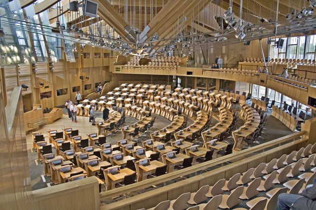 Scottish Parliament Cyberattack Ongoing