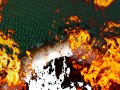 burning data fire security disaster code © artshock Shutterstock
