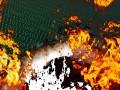 burning data fire security disaster code © artshock Shutterstock
