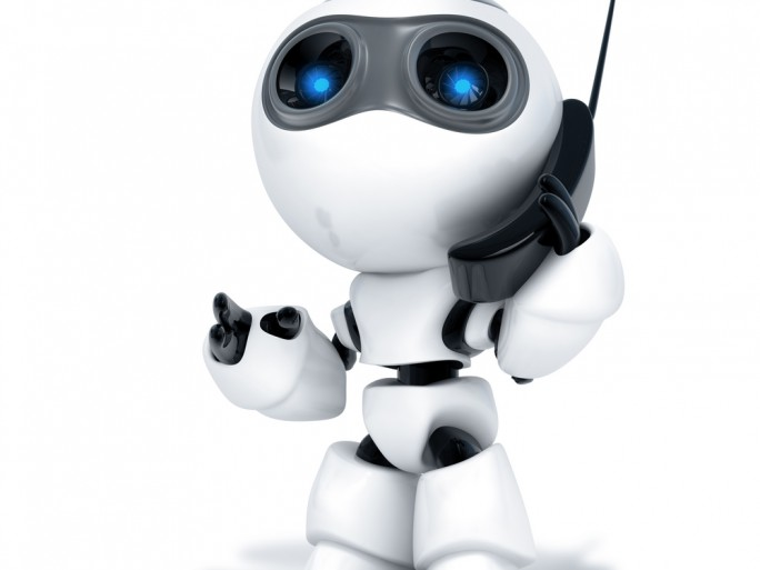 internet of things robot phone © i3dcharacterdotcom Shutterstock