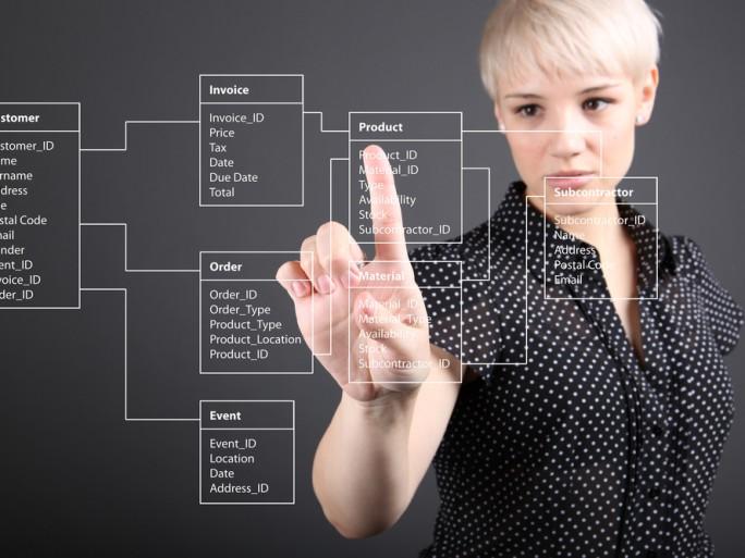 women code database programming tech © Semisatch Shutterstock