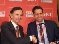 Lord Green Minister Lies of Lower Saxony CeBIT