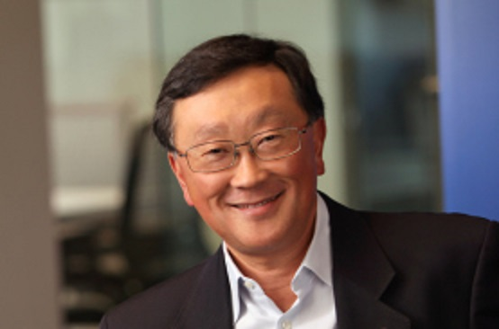 john chen blackberry lead